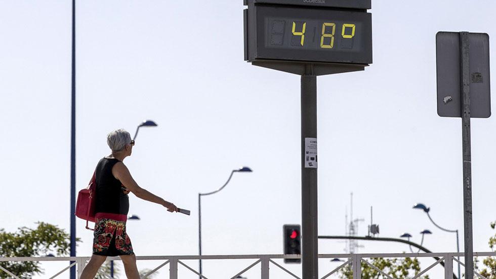 El verano será más caluroso de lo normal, en especial en el centro y sur peninsular