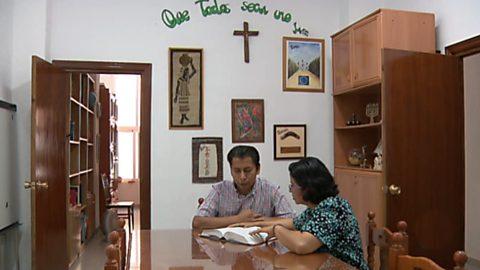 Testimonio - Verbum Dei, una historia de fraternidad