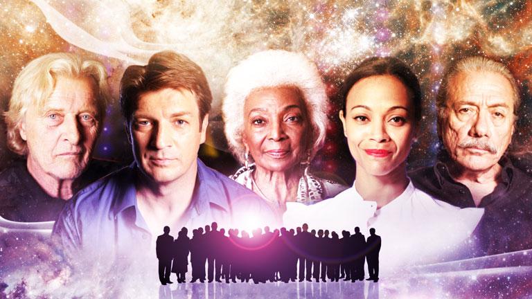 La verdadera historia de la ciencia ficción - Promo
