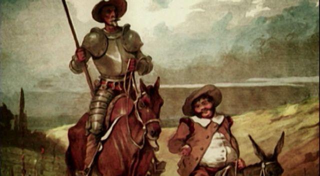 """UNED - El verdadero autor de los """"Quijotes"""" de Cervantes y de Avellaneda - 05/06/15"""