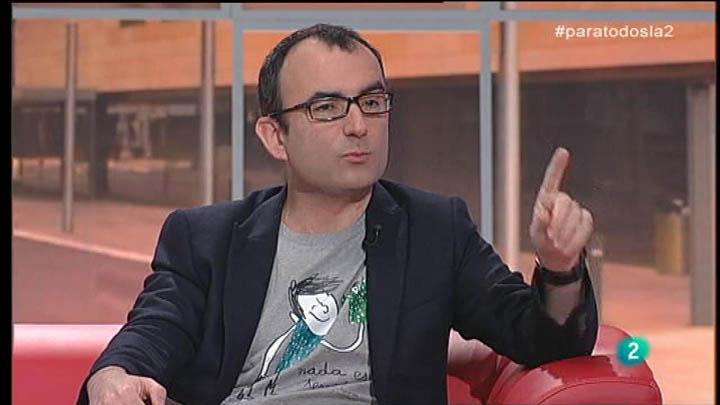 Para Todos La 2 -  Entrevista Rafael Santandreu, la vergüenza
