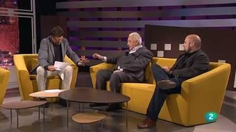 Vespre a La 2 - 11 de setembre, amb Eduard Escartin i  Eduard Puig