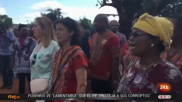 Parlamento - Conoce el parlamento - Viaje a Mozambique - 07/04/2018
