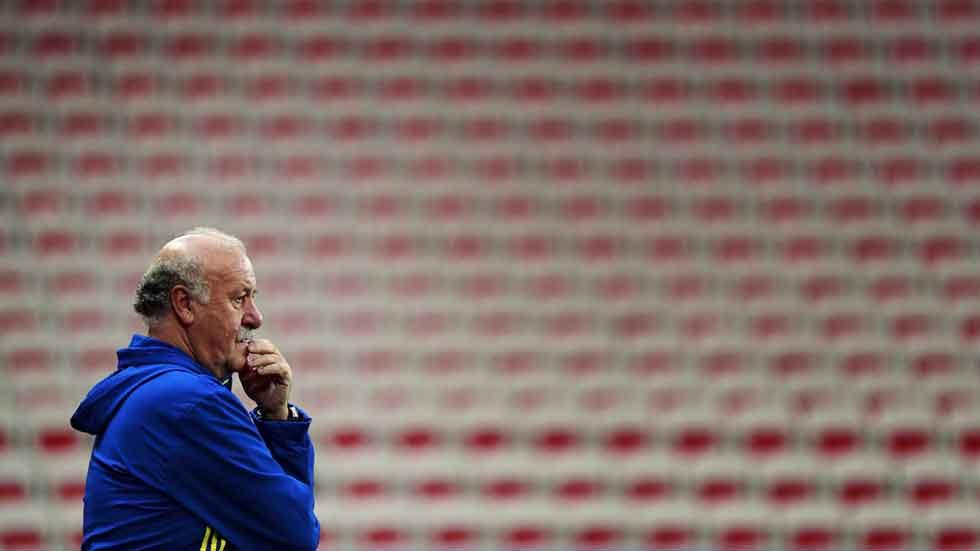"""Vicente del Bosque: """"Ni un balón de oro vale tanto como la estima de tus compañeros""""."""