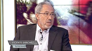 Vicente perdió a su hijo Rubén cuando solo tenía 16 años, víctima de un atropello kamikaze