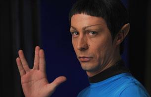 Plutón BRB Nero - Los vicios de Spock. Momento mítico del Capítulo 13: El Juicio