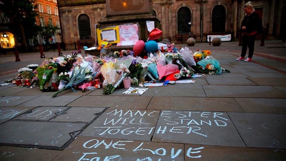 Las victimas de Mánchester: niñas, adolescentes y padres