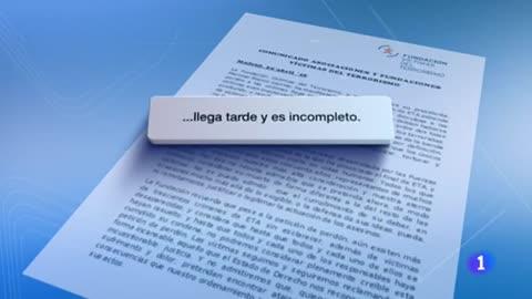 """Las víctimas ven """"inadmisible"""" el perdón selectivo de ETA"""