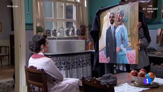 Acacias 38 - Víctor consigue que María Luisa le perdone