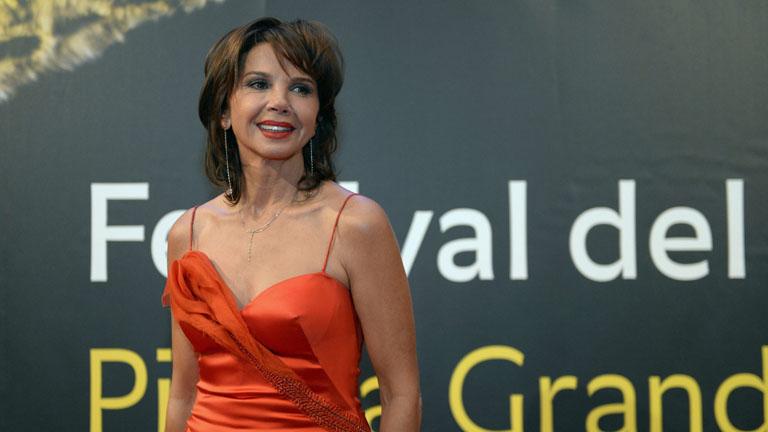 Victoria Abril, galardonada en la 65 edición del Festival de cine de Locarno