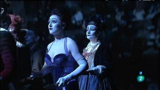 La Sala: Una noche en el Real - Vida y muerte de Marina Abramovic