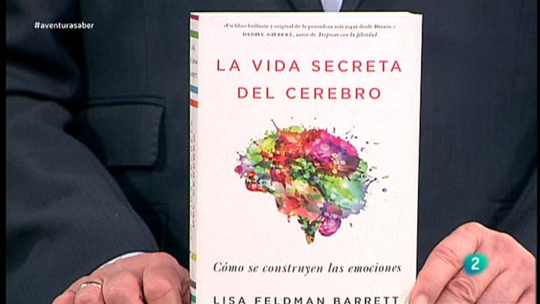 La Aventura del Saber. TVE. Libros recomendados: 'La vida secreta del cerebro'