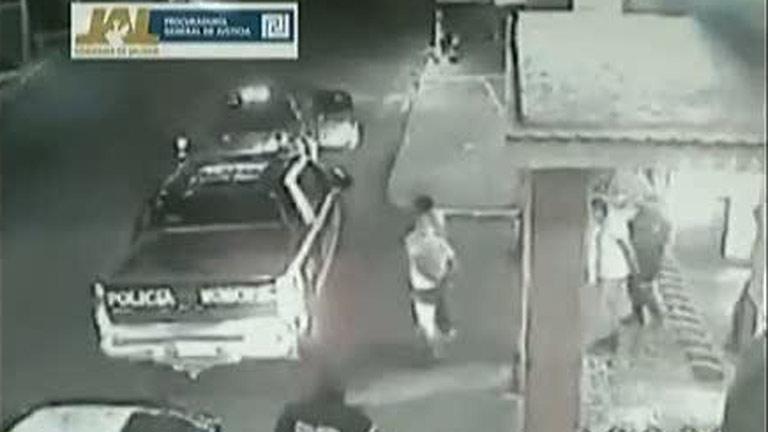 Un vídeo delata a cinco policías mexicanos acusados de asesinato