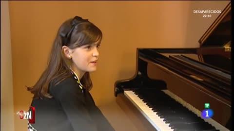 Corazón - El vídeo que demuestra la pasión por el piano de Amaia