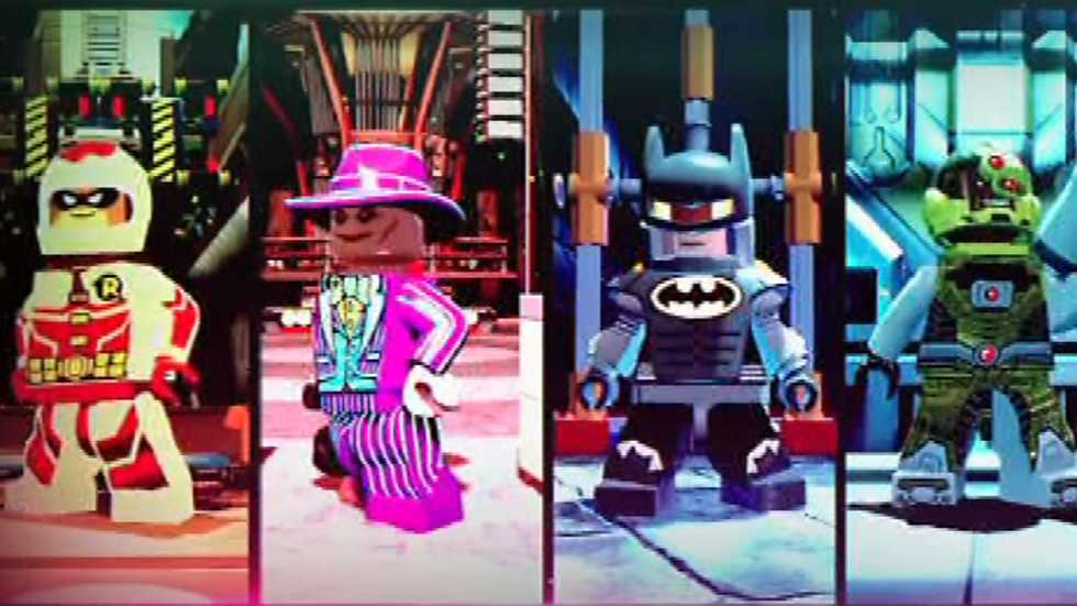 Zoom Net - Video Games Live, Boletus y Lego Batman 3