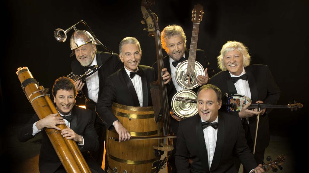 Video resumen 50 años de Les Luthiers