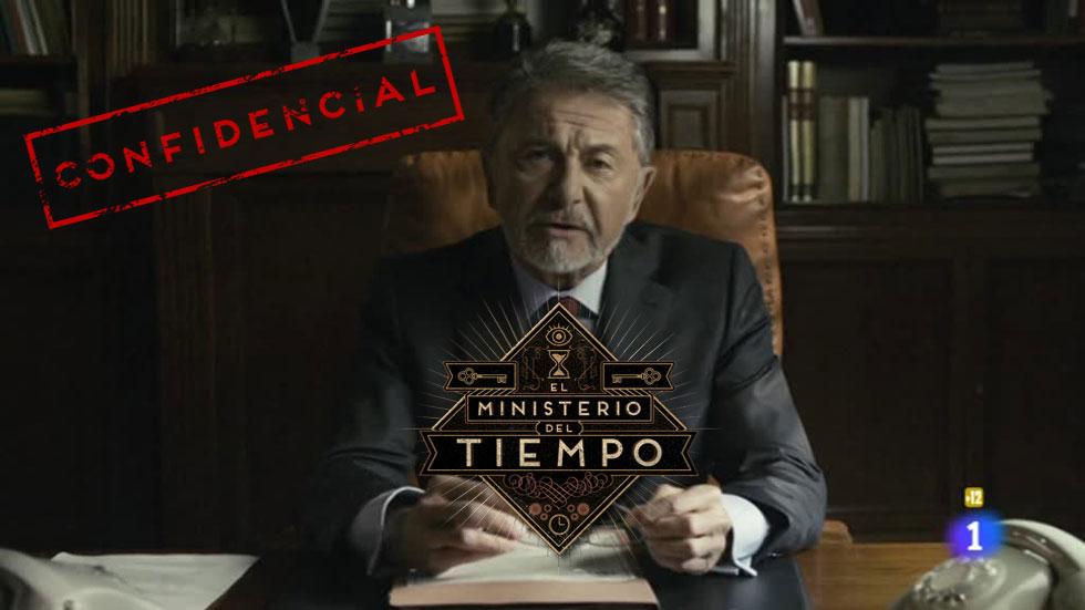 El Ministerio del Tiempo - El vídeo secreto que explica lo que es el ministerio