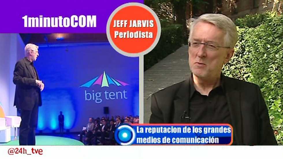 """Cámara abierta 2.0 - Videoblogging, La Gatoteca en Reinventados, la webserie """"Spaniards"""" y el periodista Jeff Jarvis en 1minutoCOM"""