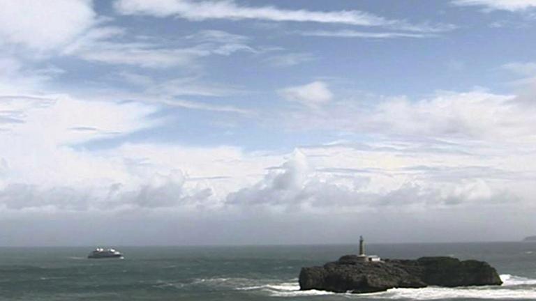 Viento fuerte en el extremo norte, Alborán y zonas de montaña