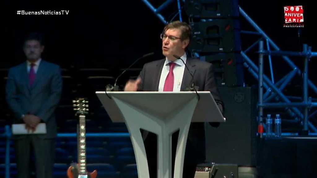 Buenas noticias TV - VIII Congreso evangélico
