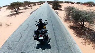 Diario de un nómada - De Villa Cisneros a Nouakchott