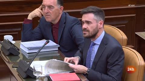 Villar Mir niega en el Congreso haber pagado comisiones a cambio de adjudicaciones
