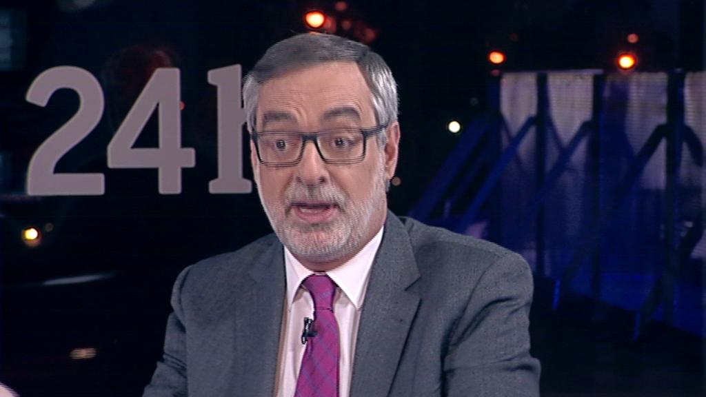 "Villegas: ""No vamos a presentar una investidura para no gobernar"""