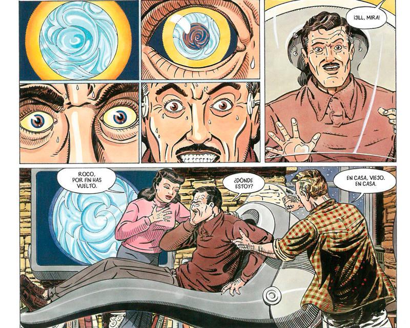 Viñetas de 'Júpiter'
