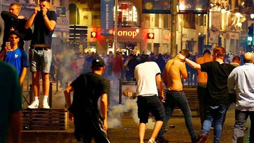 Informe Semanal - Violencia en la Eurocopa