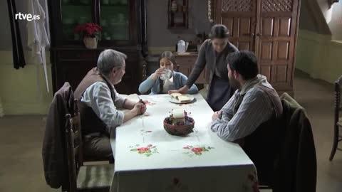 Acacias 38 - Virginia se reencuentra con sus padres