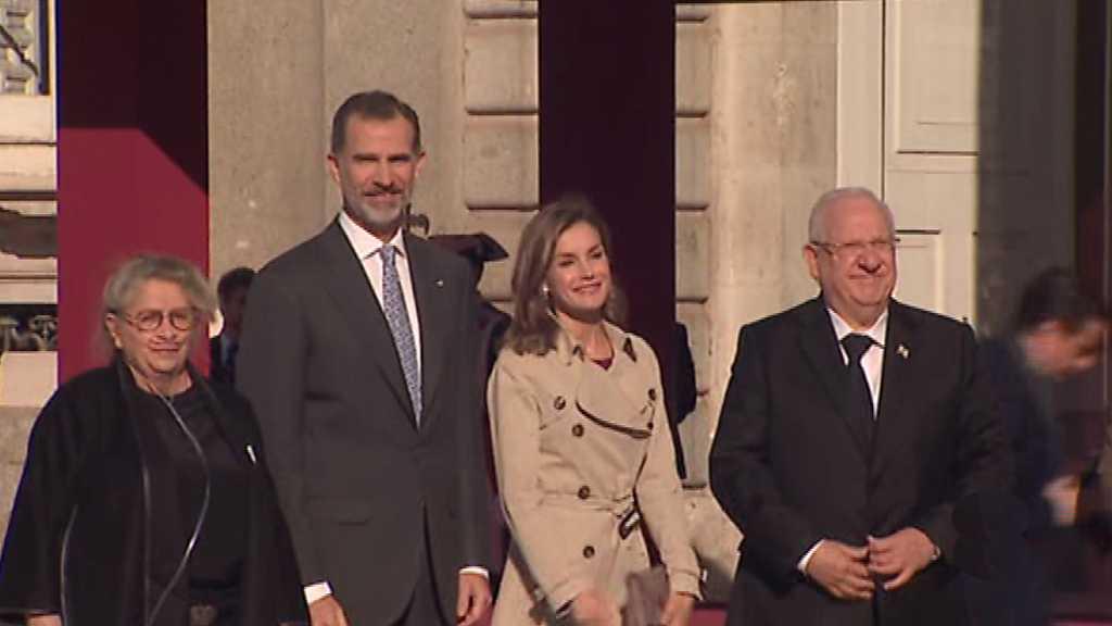 Shalom - La visita del Presidente Rivlin