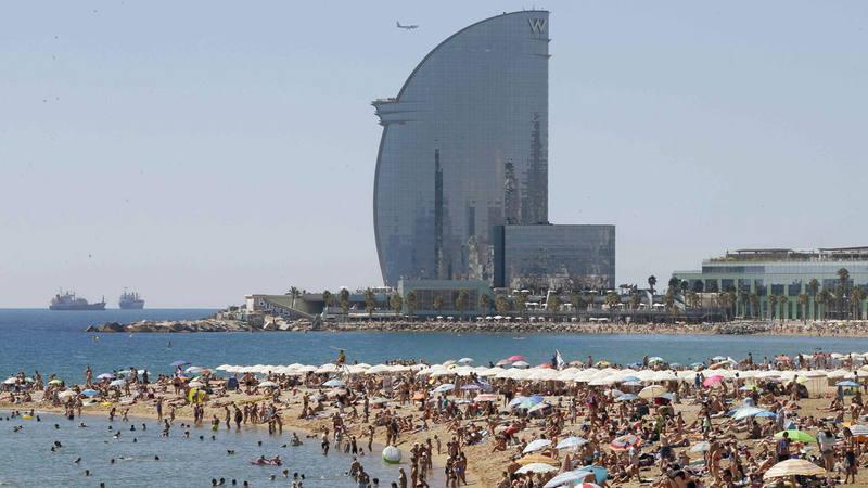 Barcelona aprueba un plan que proh be abrir nuevos hoteles for Hoteles en el centro de barcelona