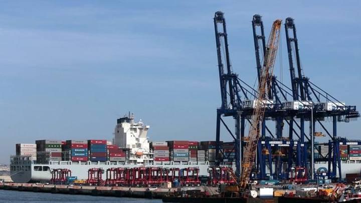Algeciras valencia y barcelona entre los 80 puertos con m s contenedores del mundo - Puerto de algeciras hoy ...