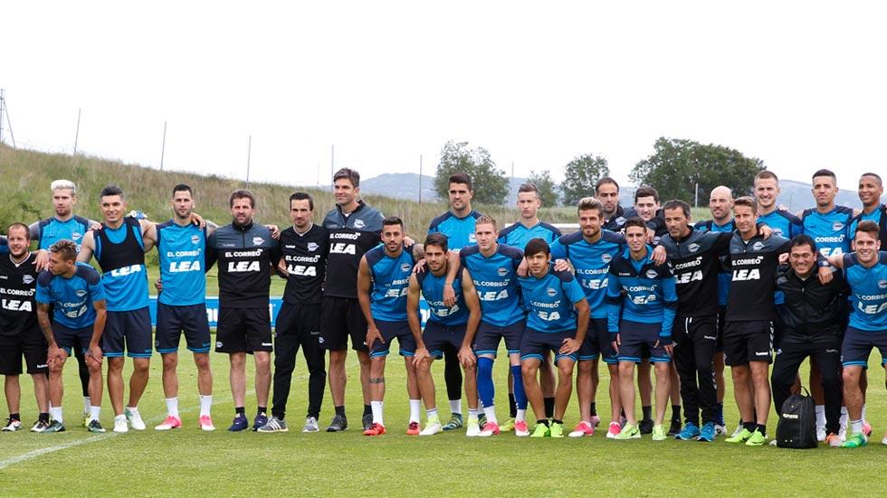 Vitoria, ilusionada con la Copa