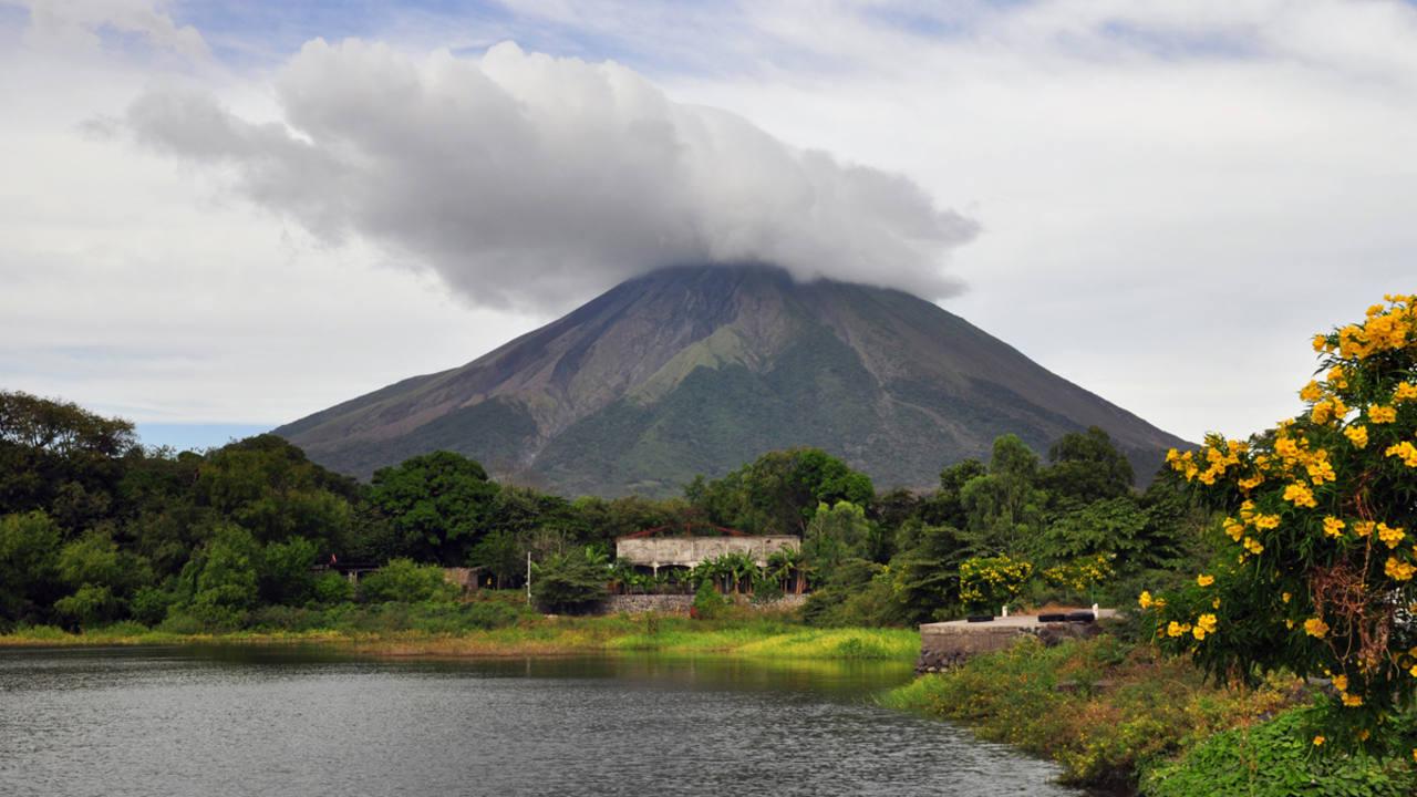 Volcán Concepción, Nicaragua