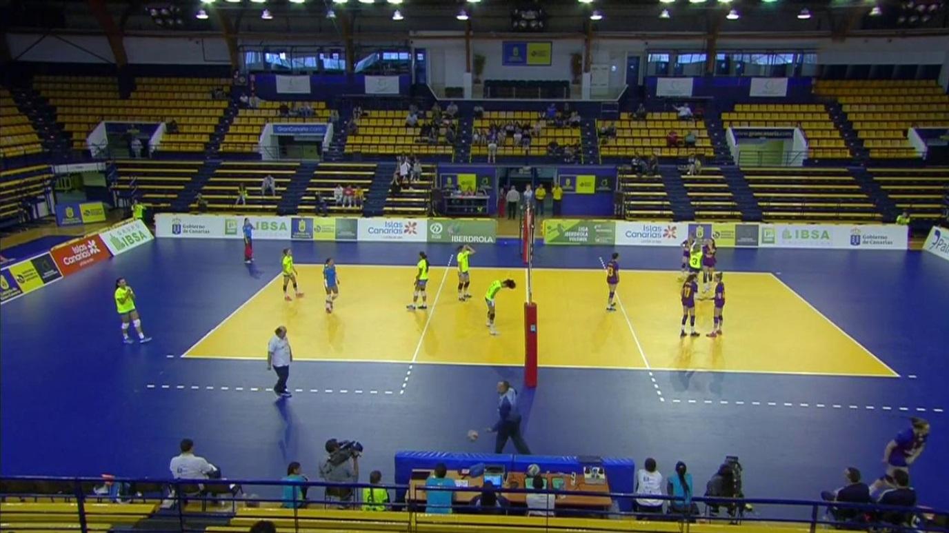 Superliga Iberdrola Femenina 2018/2019. 17ª jornada