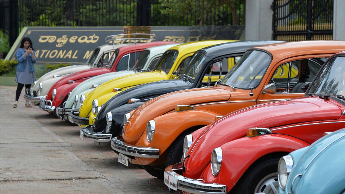 Volkswagen dejará de fabricar el emblemático escarabajo en 2019