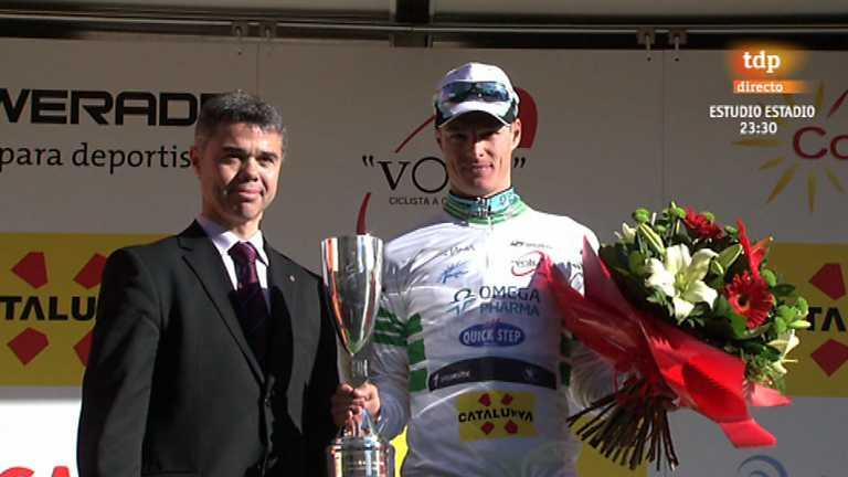Ciclismo - Volta a Cataluña, 1ª etapa: Calella-Calella desde Calella