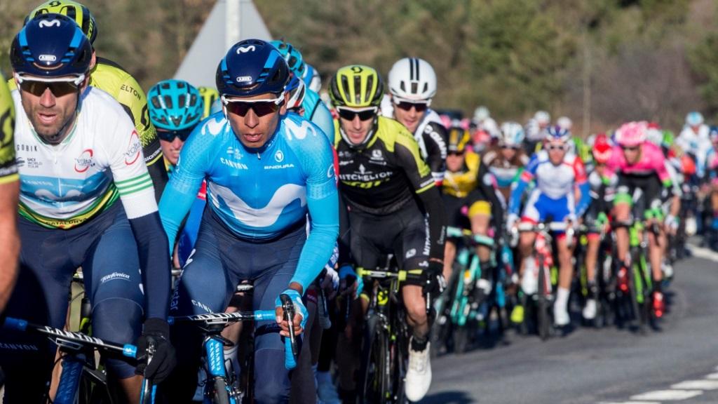 Ciclismo - Volta a Cataluña 3ª Etapa: Sant Cugat del Vallés - Vallter2000-Setcases