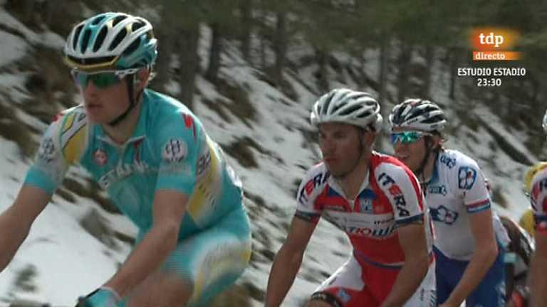 Ciclismo - Volta a Cataluña, 4ª etapa: Llanars/Vall de Camprodon - Port Ainé Rialp