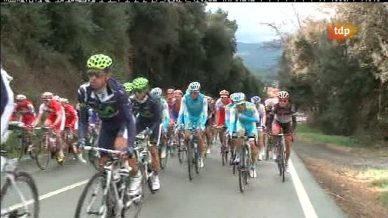 Ciclismo - Volta a Catalunya, 1ª etapa: Calella-Calella - 19/03/12