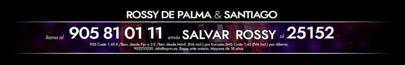 ¡Vota para salvar a Rossy de Palma!