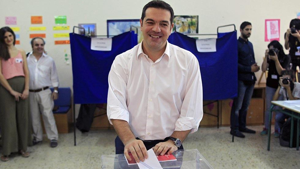Elecciones en Grecia 2015 - Los griegos votan en sus segundas elecciones generales en menos de un año