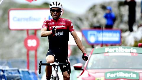 Vuelta 2017   Alberto Contador héroe del Angliru, Froome virtual ganador de la Vuelta