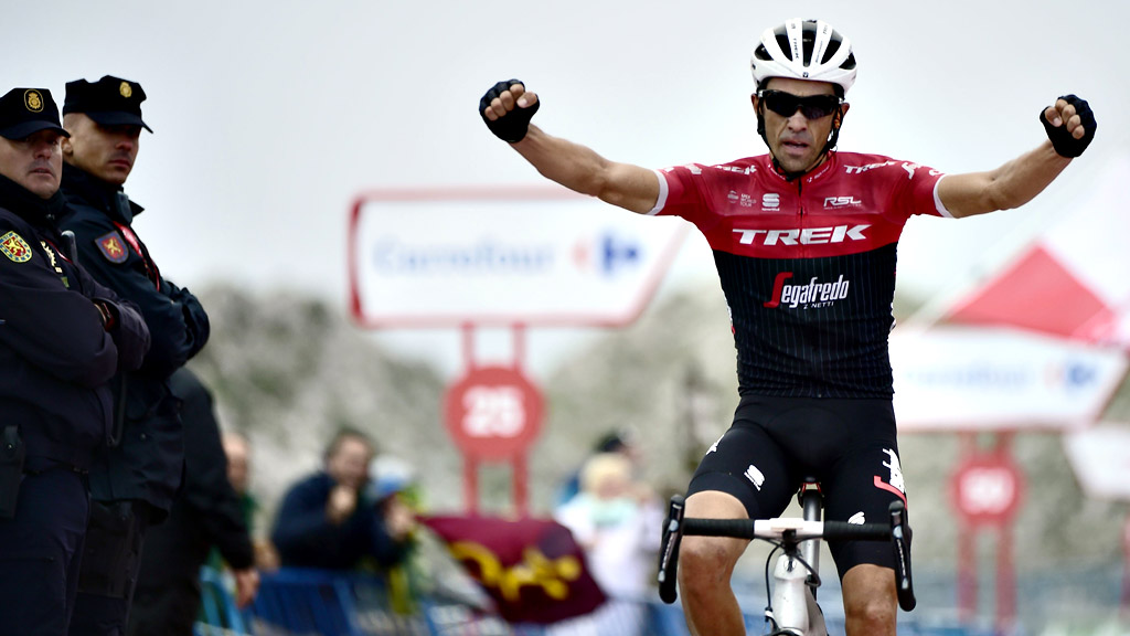 Vuelta 2017 | Ascensión íntegra a L'Angliru; victoria de Contador