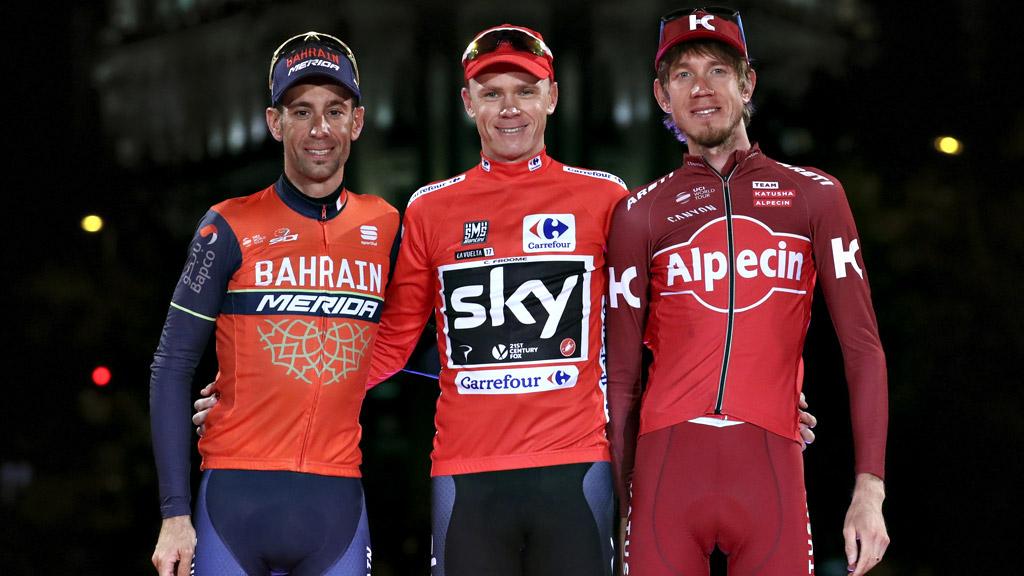 Vuelta 2017 | Así ha sido la primera Vuelta para Froome y la última para Contador