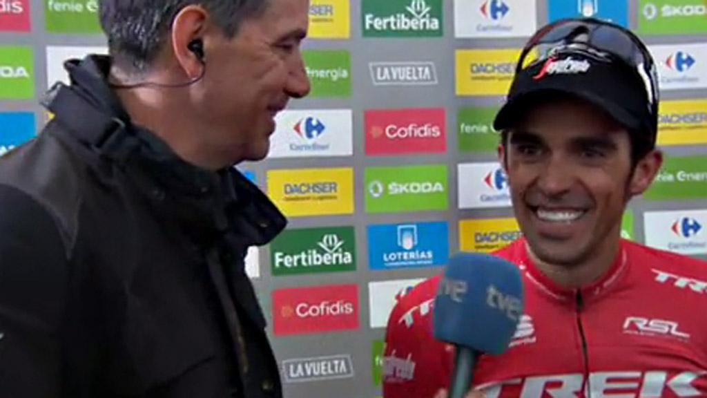 """Vuelta 2017   Contador: """"No puede haber una despedida mejor"""""""