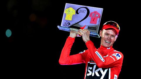 Vuelta 2017 | Froome, por fin en lo más alto del podio de la Vuelta