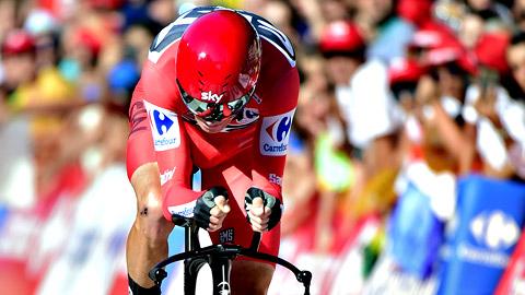 Vuelta 2017   Froome impone su ley en la crono de Logroño y refuerza el liderato