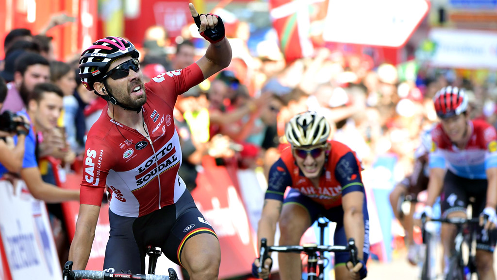 Vuelta 2017 | De Gent le arrebata el triunfo a García Cortina